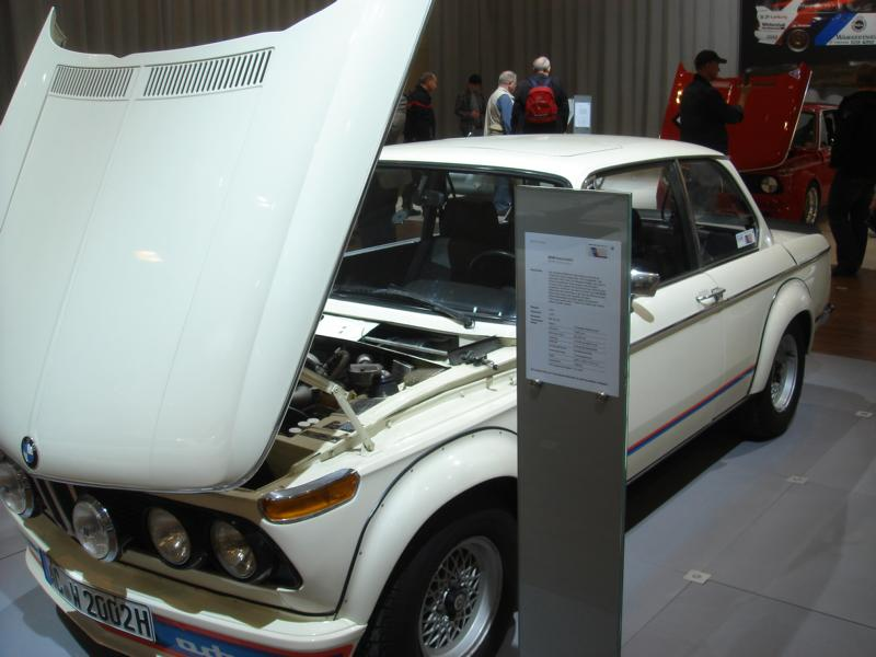 BMW 02 Turbo