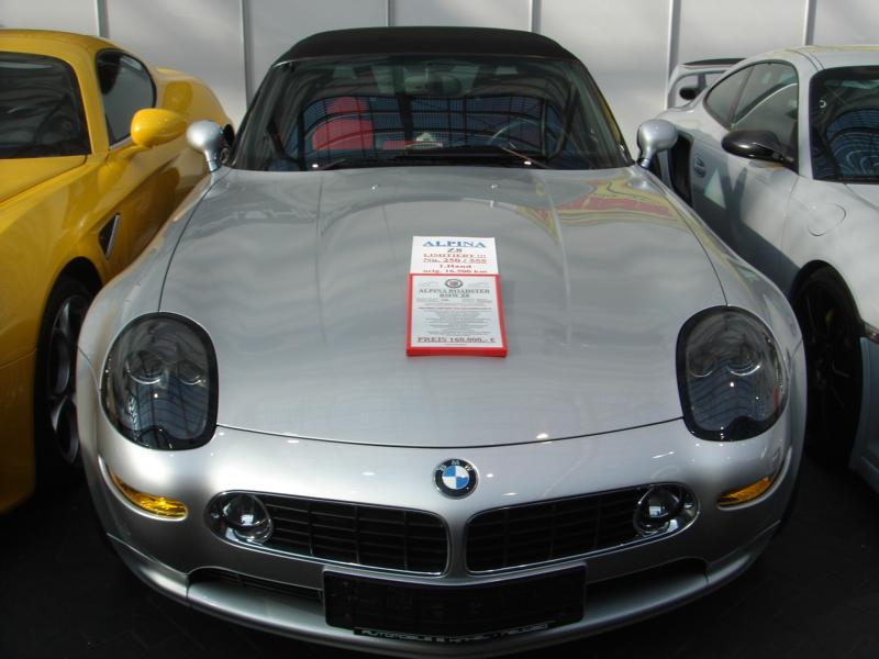 BMW Alpina Z8 RLE